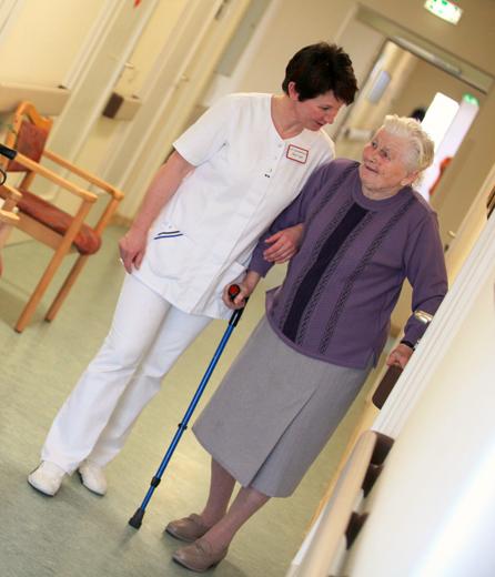 Pflege in Pflege