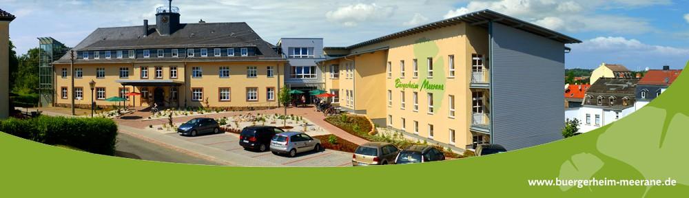 Bürgerheim Meerane – das Senioren- und Altenpflegeheim in Sachsen – Landkreis Zwickau